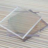 10 ans de garantie de feuilles solides en plastique transparentes imperméables à l'eau de Makrolon