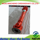 SWC-I 시리즈 빛 의무는 Cardan 샤프트 또는 크랭크 축 또는 프로펠러 축 또는 구동축을 디자인한다