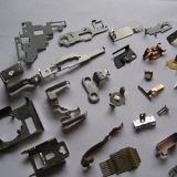 Componente do metal usado no interruptor elétrico