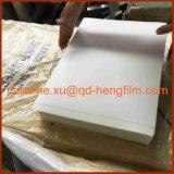최신 최고 PVC 물집 팩 필름 공간 엄밀한 PVC 필름