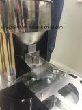 Cápsula dos comprimidos da tabuleta que conta a maquinaria de engarrafamento
