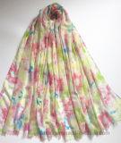 Bester verkaufenFlourish gedruckter Schal der Baumwolle2017 Polyester 100% (HW11)