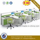中国の家具の製造業者のメラミン事務机の区分ワークステーション(Hx-PT14004)