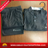 Изготовленный на заказ Unisex пижамы авиакомпании Sleepwear с дешевым ценой (ES3052317AMA)