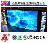Passo pequeno do sinal video Rental interno do ecrã do diodo emissor de luz da cor P5 cheia que anuncia o arrendamento HD