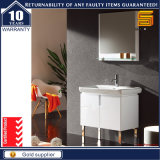 Armario moderno australiano de la vanidad del cuarto de baño del MDF con el gabinete del espejo