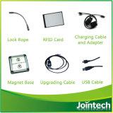 3G GPS elektronischer Behälter, der Vorhängeschloß für Behälter-/Ladung-/Schlussteil-/Anlagegut-Phasenmanagement aufspürt