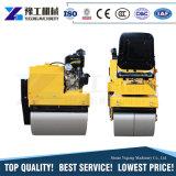 Petite machine de compacteur de rouleau de route de Vibratary de 1/2/3 tonne