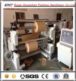 Horizontaler Typ Papier-Rolle, die Rückspulenmaschine (DC-HF1100, aufschlitzt)