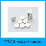 Strong Small N48 Disc Magnet Neodymium for Sale