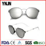 Forma reflexiva dos óculos de sol da novidade do espelho de Ynjn da fábrica de China