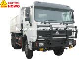 Sinotruk HOWO 6X6 All-Wheel駆動機構のダンプトラックのダンプカー