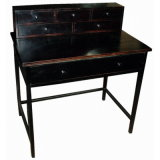 Таблица металла мебели Indoor&Outdoor олова античная