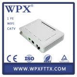 Ontario de 1fe Gpon con CATV WiFi (WPX-GU9071)