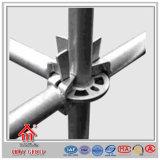 Andamio concreto de la carga del metal alto (Quicklock)