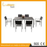 Новые люди типа 6 едят комплект таблицы стула мебели отдыха стула удобный напольный