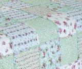 Edredón 100%/lecho ultrasónicos impresos de Microfiber fijado con las colmenas