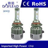 中国の供給のアルミニウム物質的なフィリップスチップLEDヘッドライト