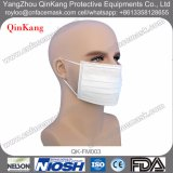 Máscara protetora 4ply não tecida cirúrgica descartável