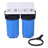 gehele Filtratie 2 van Huisvesting 10 '' Filter van het Water van het Stadium de Jumbo Grote Blauwe