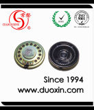 40mm 40 * 4.5mm 8ohm 0.5W Ordenador portátil Mylar Thin Dynamic Speaker
