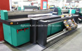 impressora UV do rolo Flatbed híbrido da impressora do grande formato de 2500mm