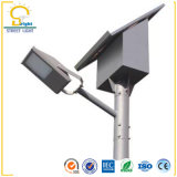 8 Metros Altura Manufactory 50W LED Solar Road Lights