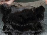 브라질 Virgin 사람의 모발 13X4 레이스 정면은 부분을 해방한다