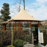 Роскошный шатер доставки с обслуживанием для располагаться лагерем