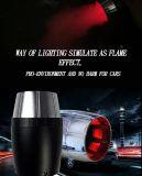 Aluminiumlegierung-Abgas-Rohr mit LED-Licht
