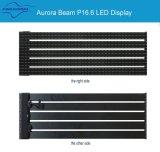 Afficheur LED imperméable à l'eau polychrome extérieur de l'IMMERSION P16 3in1 pour la publicité
