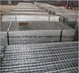 De Hete Ondergedompelde Gegalvaniseerde Loopbrug die van de fabriek Industriële Grating van de Vloer vloeren