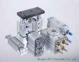 Цилиндр роторной таблицы серии Msq, цилиндр Hrq цилиндра шестерни шкафа
