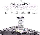 "Verneeアポロの携帯電話のHelio X25のDecaコア5.5 "" 2k表示21.0MP携帯電話4GのRAM 64G ROM 4G Lte Vr Android6.0のスマートな電話黒"