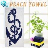 多彩な反応綿のビーチタオル