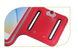 Caja corriente del teléfono del PVC de la PU del brazal del deporte de /Universal del bolso de la bolsa del teléfono celular para el iPhone 7