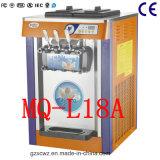 高品質の安い表のソフトクリーム機械