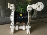 Bomba de diafragma agricultural plástica anticorrosiva de uma irrigação de 2 polegadas