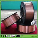 Plastikspulen-heiße Verkäufe des Qualität MIG-Schweißens-Draht-Er70s-6 1.2mm