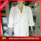 In het groot Microfiber Terry Cotton Terry Bathrobe Supplier