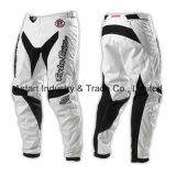 Pantaloni fuori strada professionali bianchi della corsa di motocross dell'attrezzo del MX di sport (MAP07)