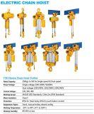 체인 호이스트 또는 수평한 드는 장비 또는 낮은 헤드룸 체인 호이스트 2ton