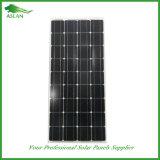 Mono цена панели солнечных батарей 100W в рынок Индии ватта