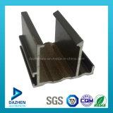 Profil meilleur marché de porte de guichet en aluminium de qualité des prix avec anodisé