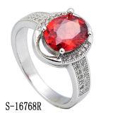De nieuwe Ring van de Juwelen van de Manier van de Aankomst Echte Zilveren