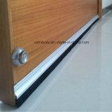 Profil en aluminium d'Anodzied de qualité pour la bande de balai de porte