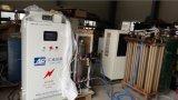 Contrôle d'odeur de l'ozone en eau usagée municipale d'eaux d'égout