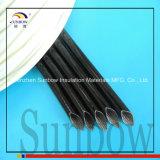 Sunbow Scheuerstelle-beständiges Silikon-Gummi-gesättigtes Fiberglas Sleeving