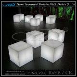 Couleur rechargeable offerte par usine changeant le cube en DEL