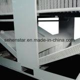Aço inoxidável de cambista de calor 316 dos evaporadores de película de queda
